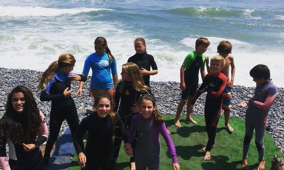Private Surf Lessons Offered in Miraflores, Peru