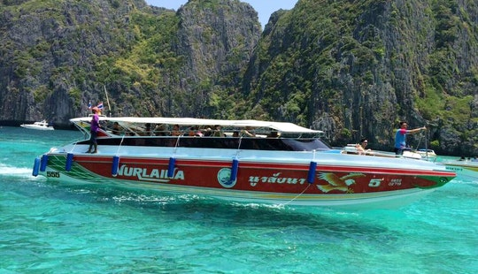 James Bond Island Sight Seeing By Speed Boat In Phang Nga Bay
