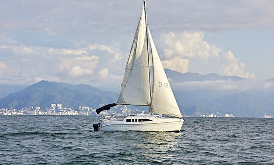 Hunter 26  In Nuevo Vallarta