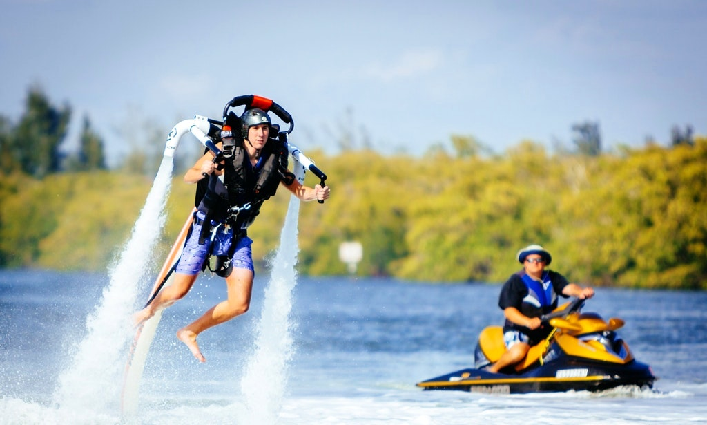 Jetpack Lessons in Austin