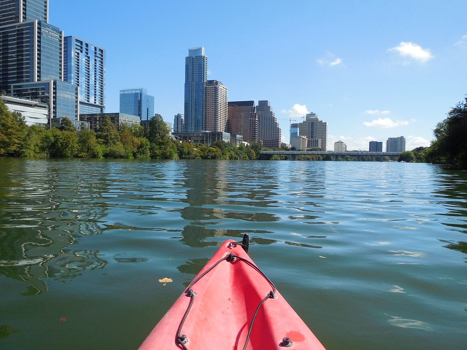 Kayak Austin