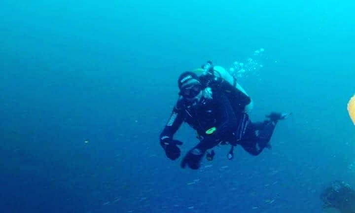 Learn or Enhance You Scuba Diving Skill with Phillipe in Valparaíso, Chile