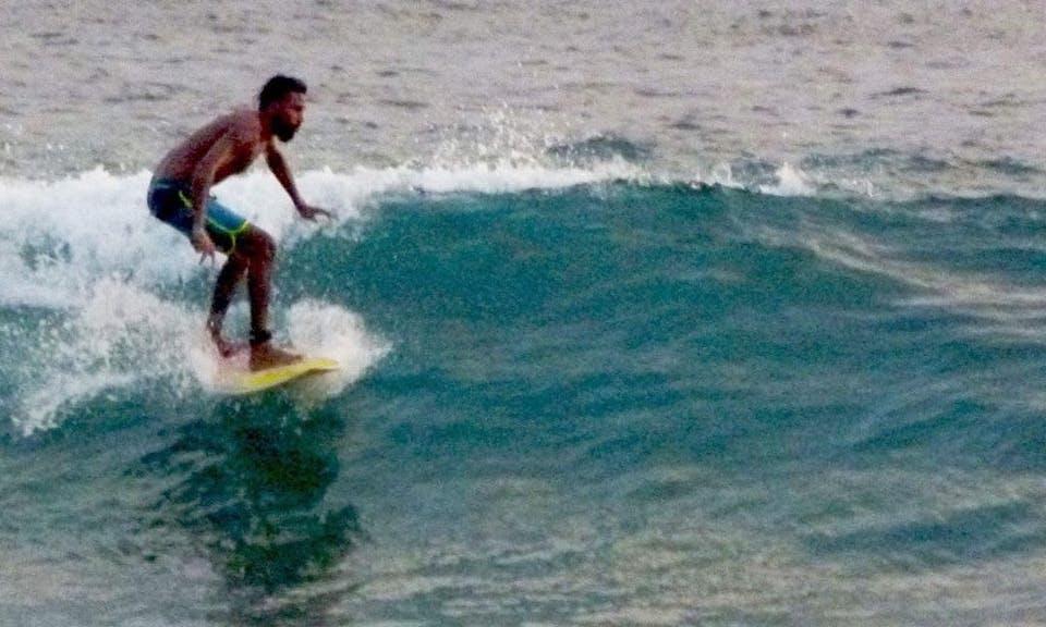 Enjoy the Best Surfing in Ahangama, Sri Lanka