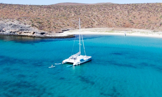 All Inclusive Private Sailing Catamaran Cruise Los Cabos - La Paz, Baja California Sur