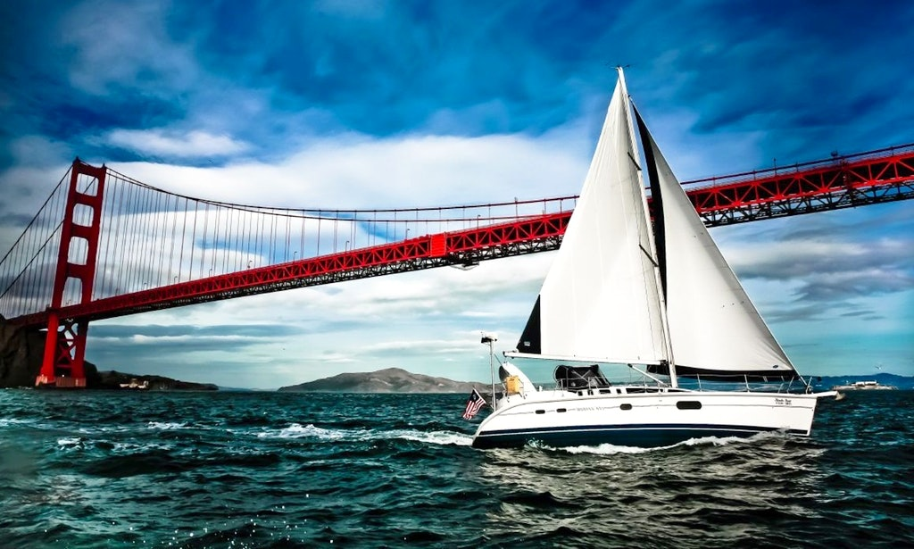 Sailing in SF