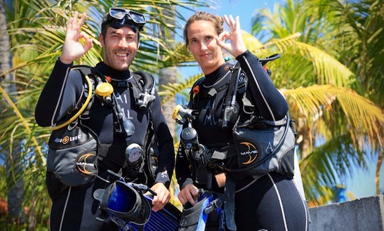 Try Diving In Tulamben: 2 Dives (beach Dives)