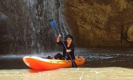 Wonderful Kayaking Experience in George Western Cape, South Africa