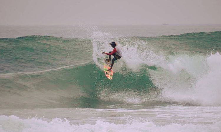 Private Surf Lessons with Professional Instructor in Arugam Bay, Sri Lanka