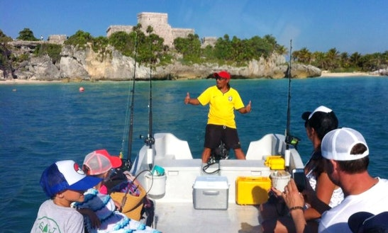 Book Your Deep Sea Fishing Trip With Us!