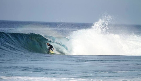 Private Surf Lessons With Professional Instructor Offered In Agadir, Morocco