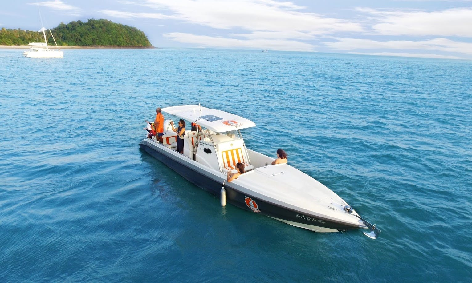 Luxury Speedboat X2K 35F
