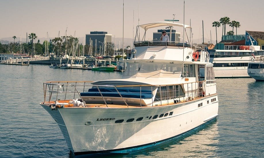 Experience The Amazing Charter Experience In Marina del Rey, California!