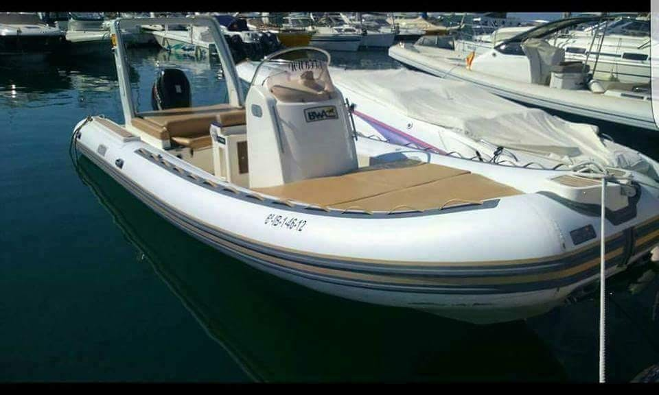 DRIVE A RIB BOAT. Enjoy Being On The Water in Ibiza, Spain!