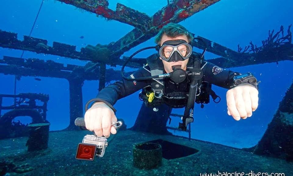 Diving Courses with Certified Scuba Diving Instructor Offered in Playa del Carmen, Mexico