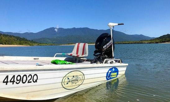 Lure Fishing Charter With Captain Brett In Cairns, Australia