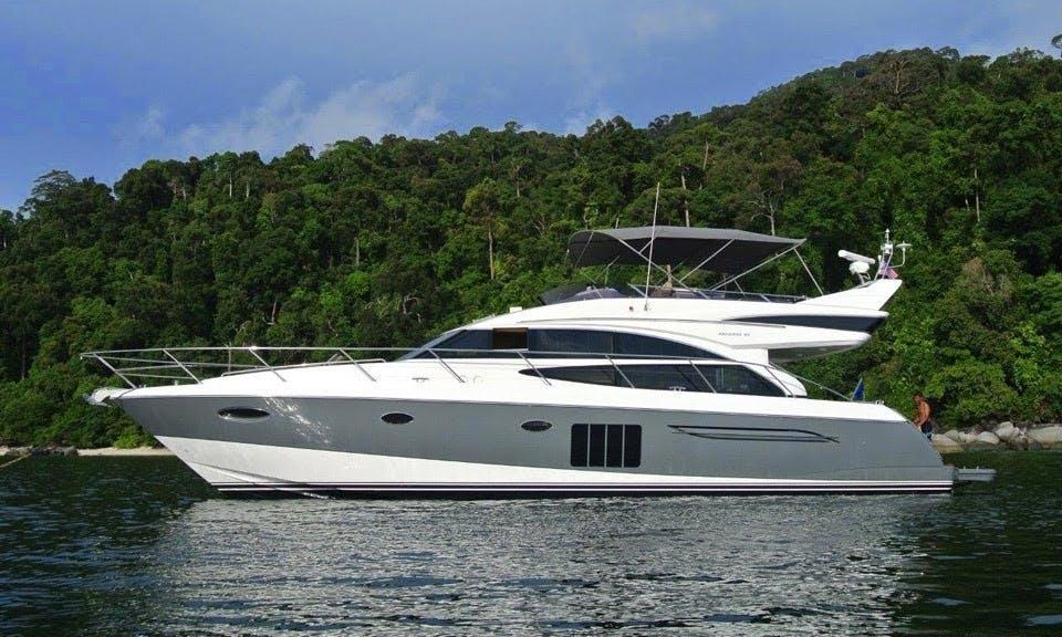Princess 60' Motor Yacht rental in Phuket