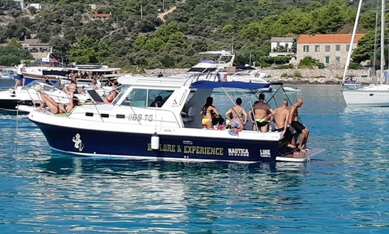 Albin 28 For Rent In Trogir
