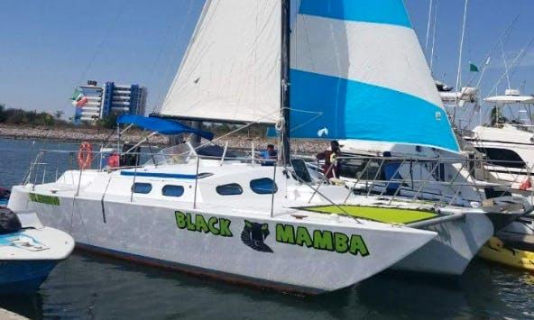 Book a Trimaran for a Wonderful Sailing Trip in Sinaloa, Mexico