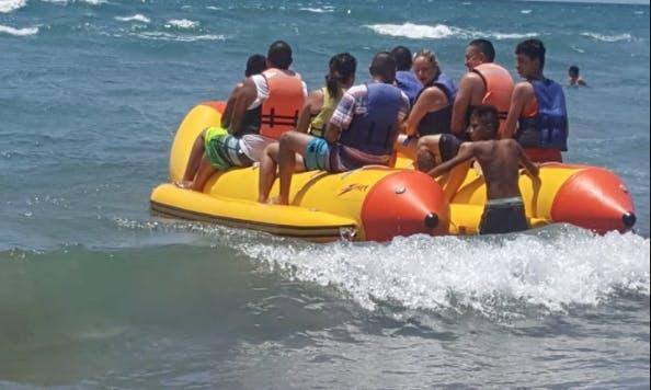 Let's Ride a Banana Boat in Sinaloa, Mexico!