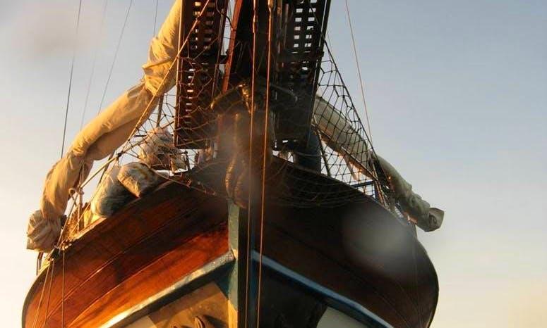 Full Day Sailing Gulet Charter for 14 People in Kikambala, Kenya