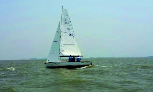 Fun Sailing Adventure in Maharashtra, India