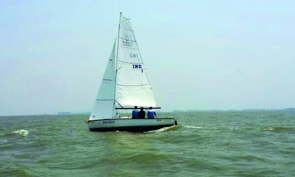 Fun Sailing Adventure in Maharashtra, India