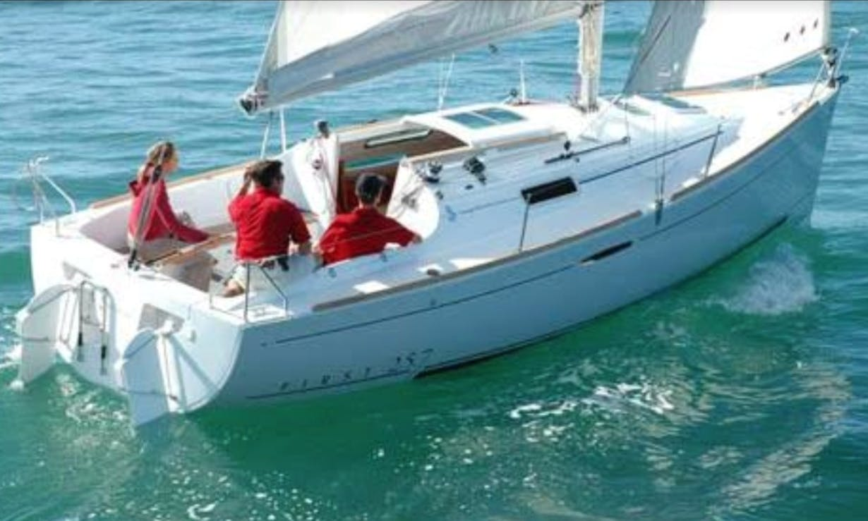 "Book ""Tantti"" Beneteau Cruising Monohull in Goa, India"