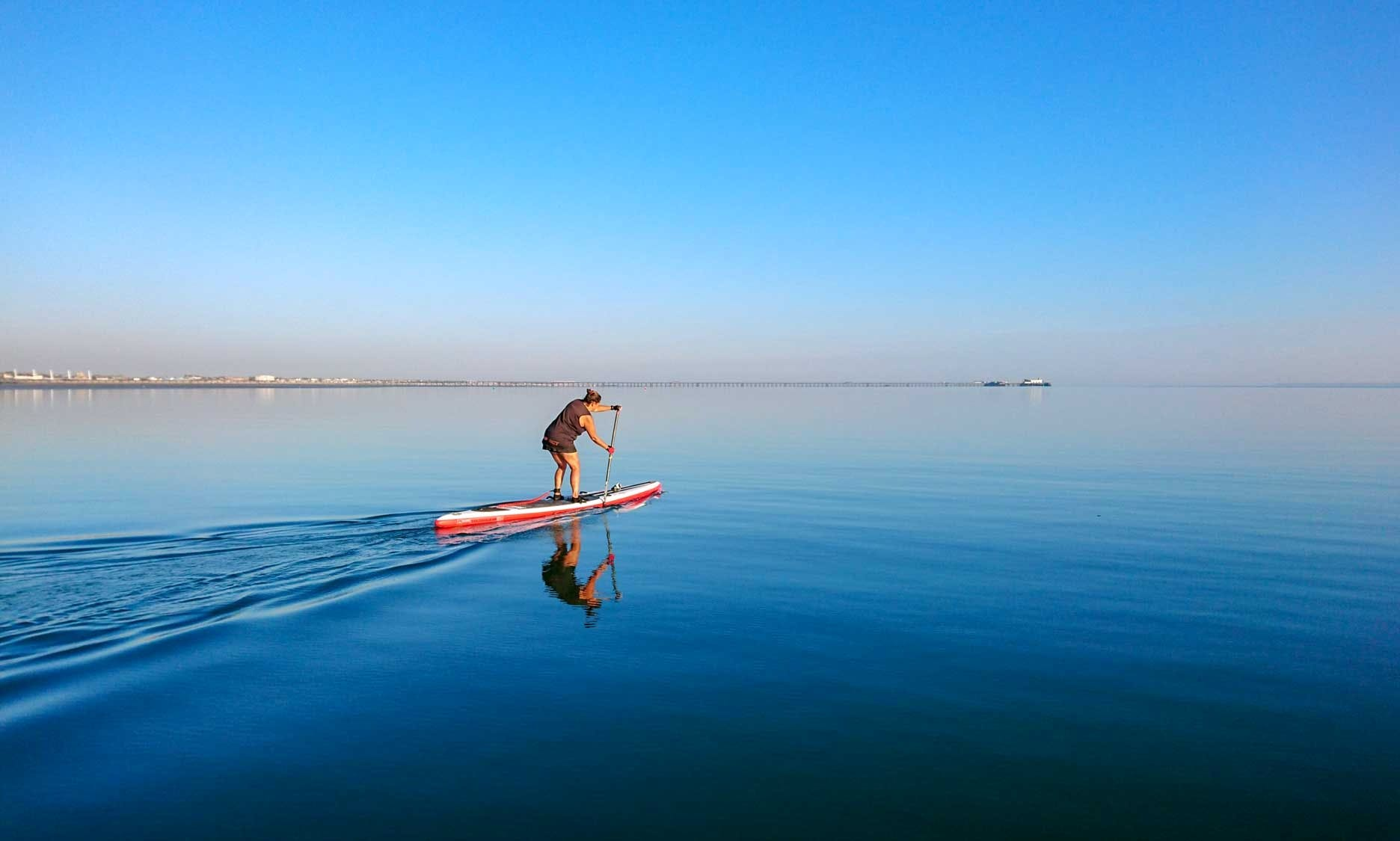 SUP Lessons in Essex, UK