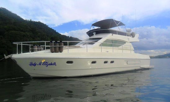 Motor Yacht Rental In Rio De Janeiro
