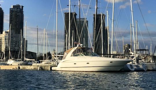 10 Person Yacht Rental In Toronto Getmyboat