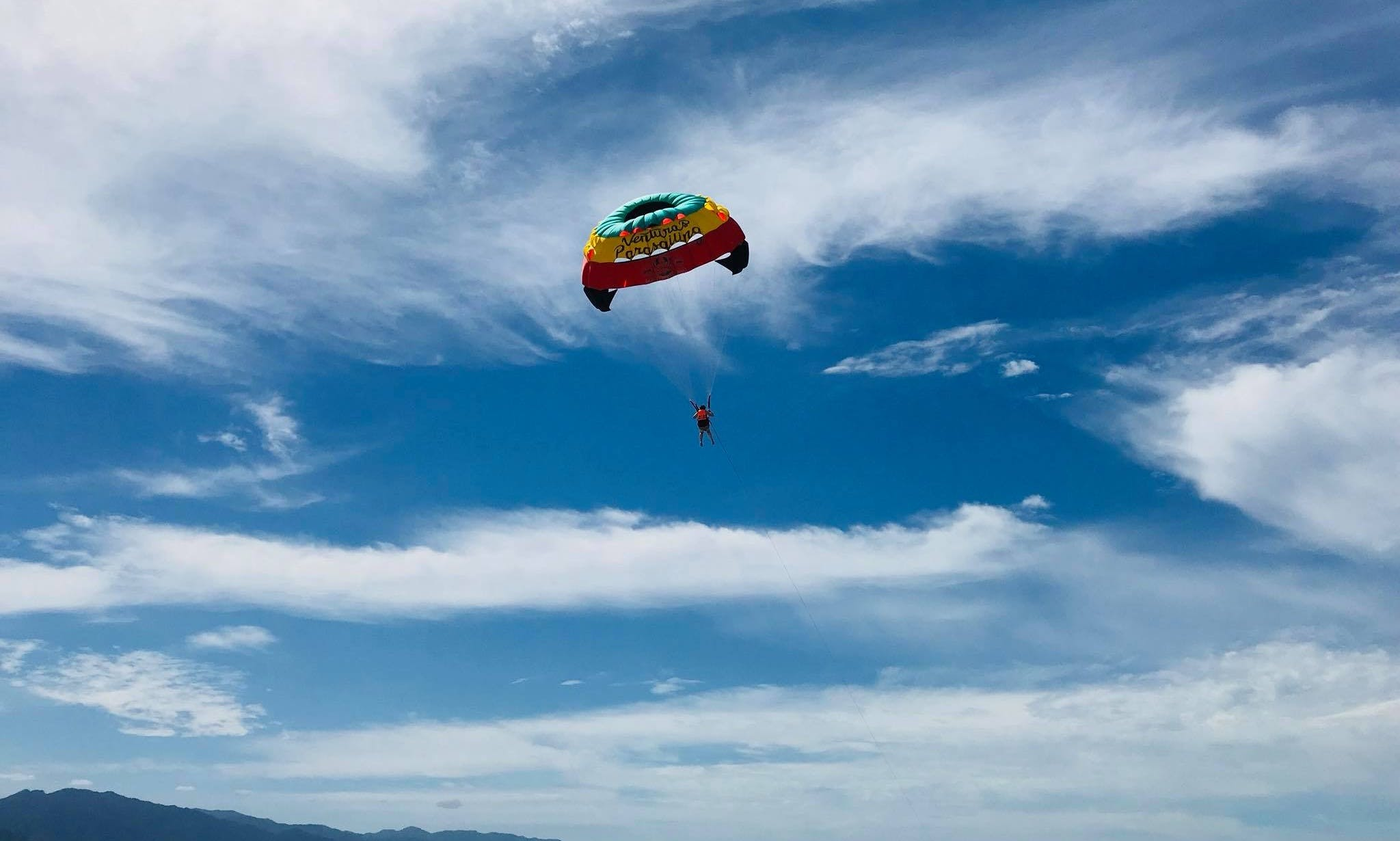 Experience the Puerto Vallarta Parasailing Adventure of a Lifetime!