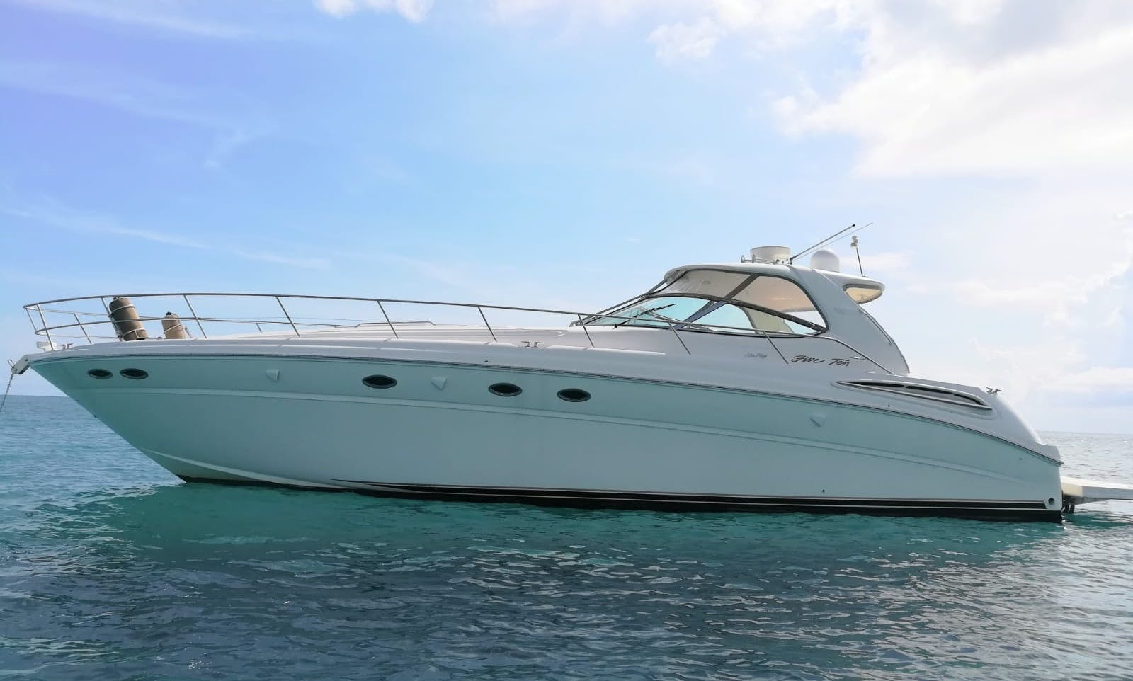 Beautiful Sea Ray Sundancer in Fajardo
