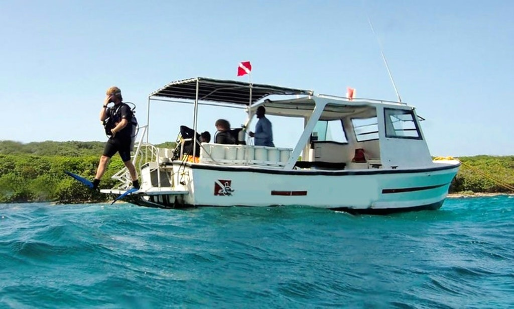 Boat Diving from Roatan & Bonaire