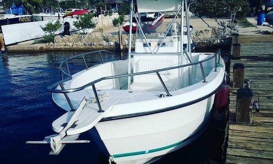 24' Seapro 235 Cc Powered 250 Hp Four Stroke Outboard - San Pedro, Belize