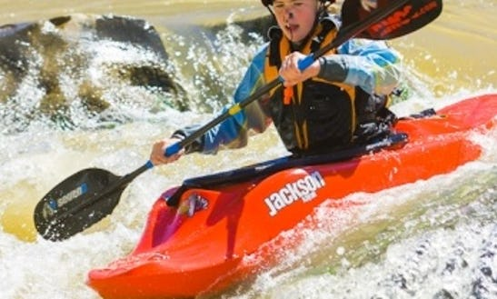 Whitewater Kayak Trips In New Mexico Rivers