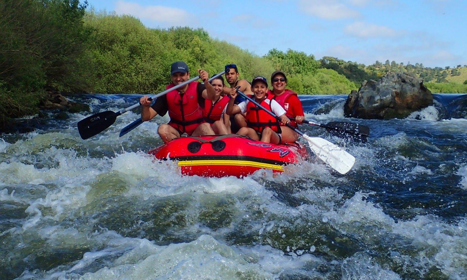 Whitewater Rafting in Rio Grande do Sul, Portugal