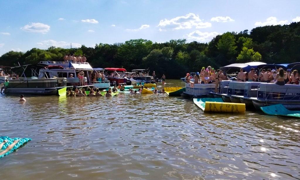 Lake Austin Party Barge