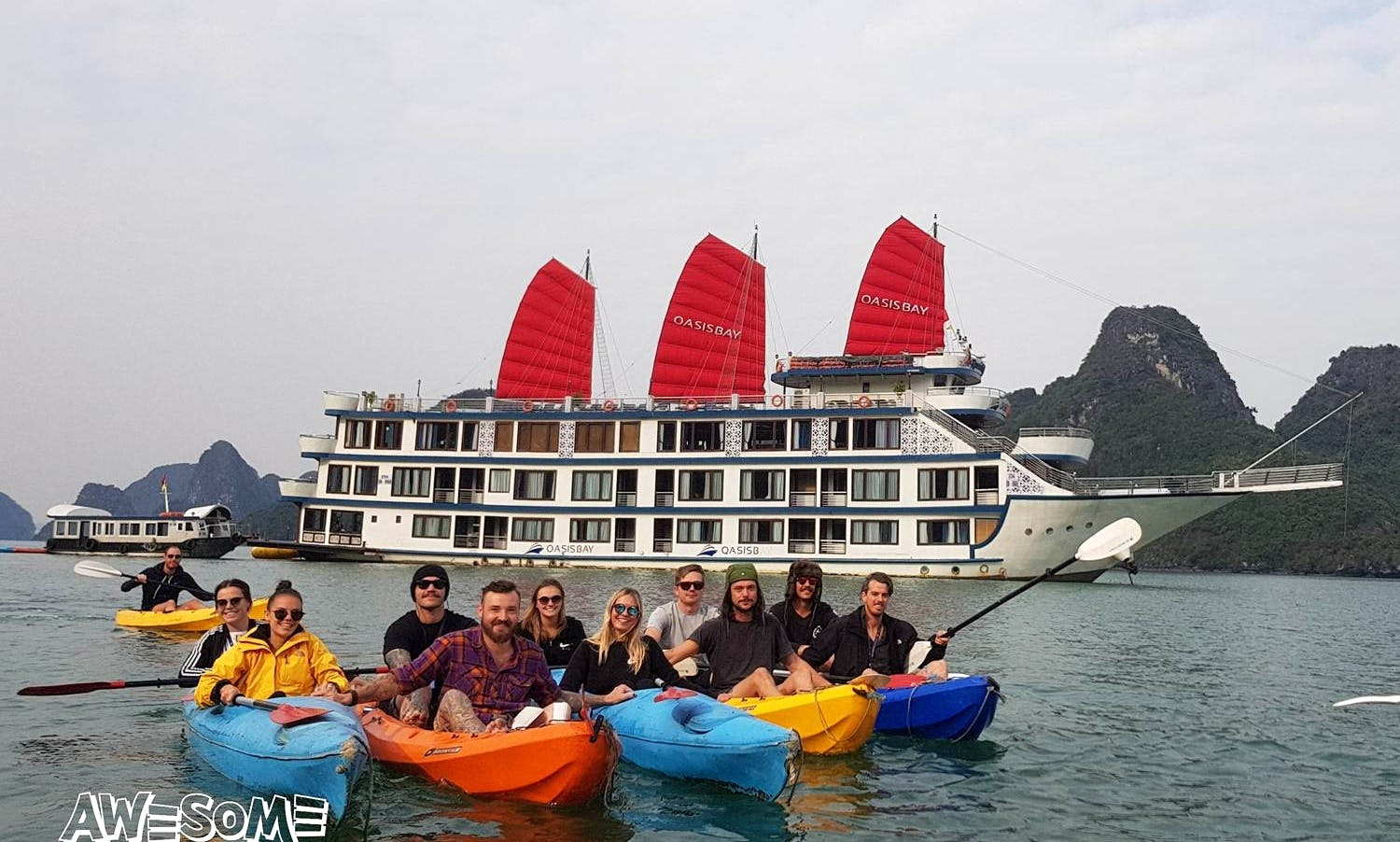 3 Days / 2 Nights Oasis Bay Party Cruise and Freedom Island