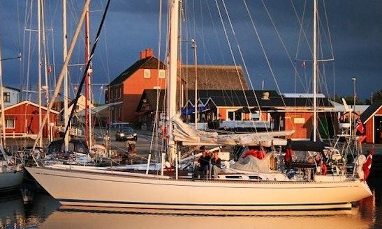 Swan 48 Jet Bareboatcharter On Baltic Sea