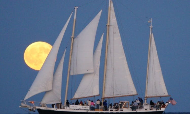 77ft Liberte Schooner Boat in Annapolis, Maryland