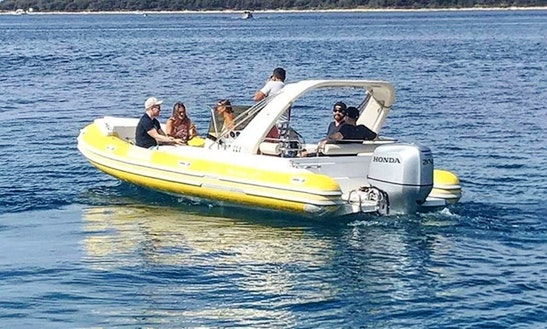 Croatia Hvar, Split, Barracuda Speed Boat Day Hire And/or Airport Transfers