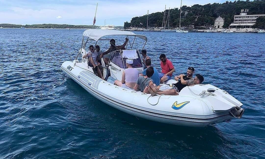 Speed Boat Airport Tranfers / Island Taxi Hvar, Split, Croatia