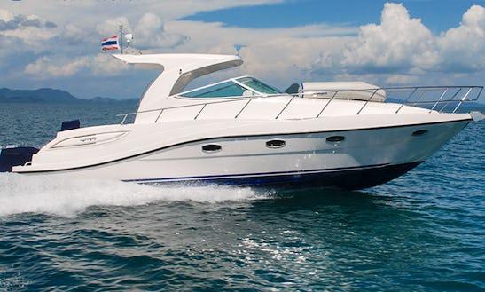 36' Gulf Craft Cruiser Charter In Oman