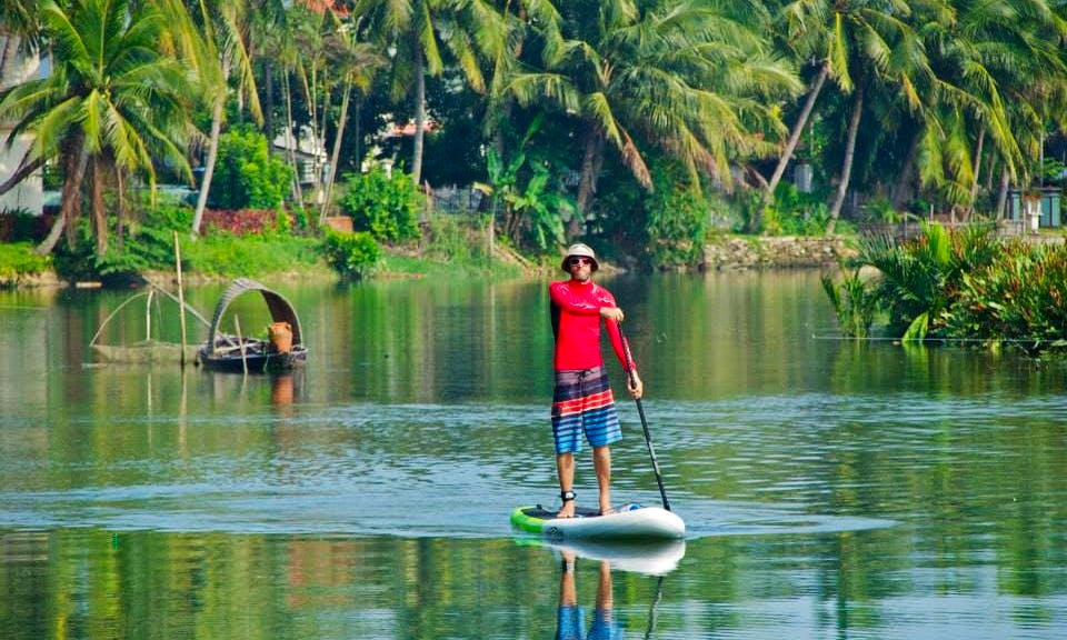Paddleboard Lesson with Professional Instructor in Đà Nẵng, Vietnam