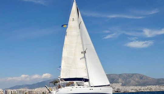 Charter Beneteau Oceanis Clipper 523 In Levkas, Greece