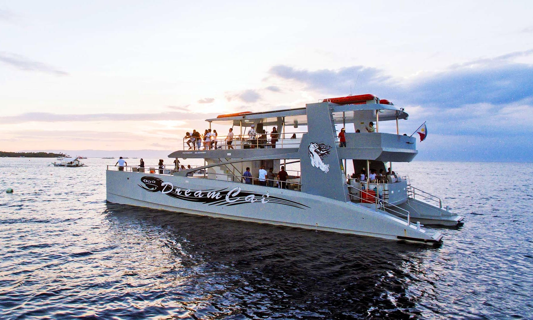 Bohol, Philippines: Boat Tours - Yacht Rental, Charter in Panglao
