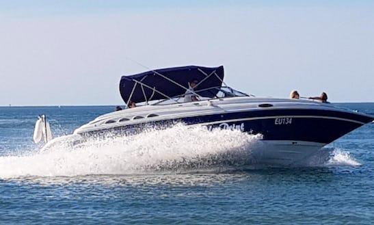 Big Bowrider Boat Rental In Bunbury - Skipper Supplied!