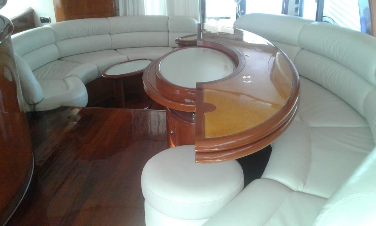 Aicon Yacht rental in Casa de Campo