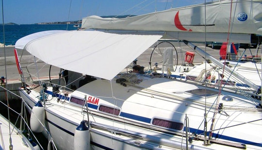 Bavaria Match 42 (2006) Motor Yacht Charter In Croatia