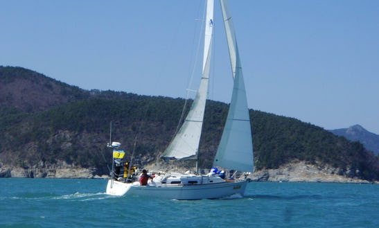 Hanse 342 Yacht Rental In Atina